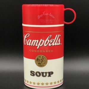 Other - Vintage Campbell's Soup Can-Tainer